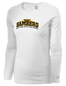 Bamberg  Russell Women's Long Sleeve Campus T-Shirt