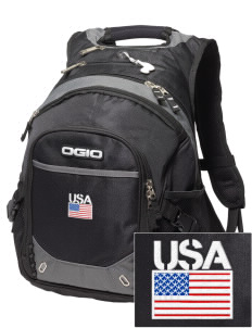Bamberg Embroidered OGIO Fugitive Backpack