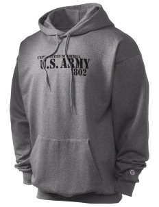 Camp Zama Champion Men's Hooded Sweatshirt