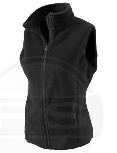 Camp Hialeah-Pusan Embroidered Women's Fleece Vest