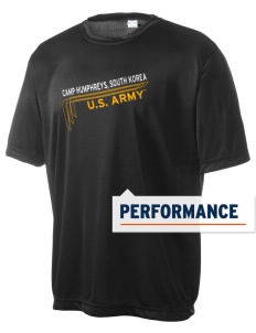 Camp Humphreys Men's Competitor Performance T-Shirt