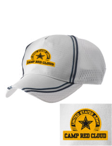 Camp Red Cloud  Embroidered Champion Athletic Cap