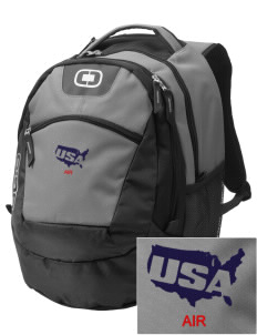 Corpus Christi Naval Air Station Embroidered OGIO Rogue Backpack