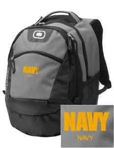 Bremerton Naval Station Embroidered OGIO Rogue Backpack