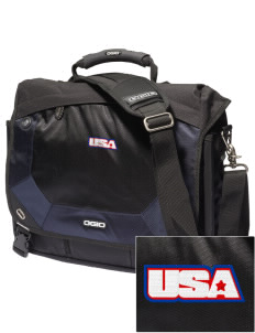 Bremerton Naval Station Embroidered OGIO Jack Pack Messenger Bag