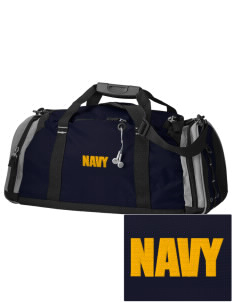 Diego Garcia Atoll Navy Support Facility Embroidered OGIO All Terrain Duffel