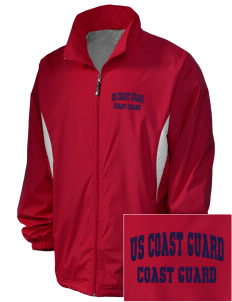 CG Headquarters Embroidered Holloway Men's Full-Zip Jacket