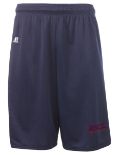 "Cape Cod CG Air Station  Russell Deluxe Mesh Shorts, 10"" Inseam"