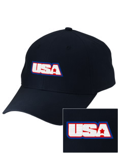 Elizabeth City CG Support Center Embroidered Low-Profile Cap