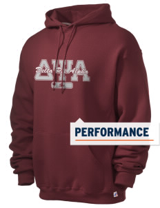 Delta Psi Alpha Russell Men's Dri-Power Hooded Sweatshirt