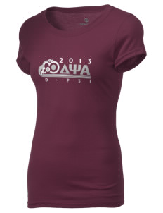 Delta Psi Alpha Holloway Women's Groove T-Shirt