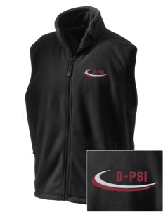Delta Psi Alpha Embroidered Unisex Wintercept Fleece Vest