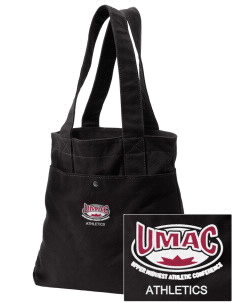 Upper Midwest Athletic Conference Athletics Embroidered Alternative The Berkeley Tote