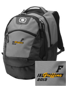 Fairfield Middle School Griffins Embroidered OGIO Rogue Backpack