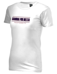 Gamma Phi Delta Alternative Women's Basic Crew T-Shirt