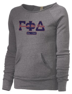 Gamma Phi Delta Alternative Women's Maniac Sweatshirt
