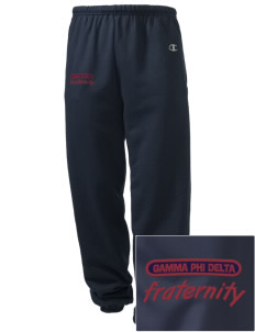 Gamma Phi Delta Embroidered Champion Men's Sweatpants
