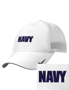 USS San Antonio Embroidered Nike Golf Mesh Back Cap