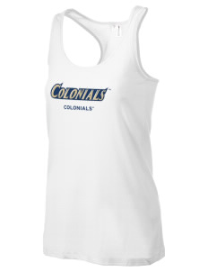 George Washington University Colonials Women's Racerback Tank