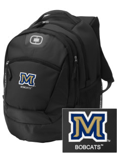 Montana State University Bobcats Embroidered OGIO Rogue Backpack