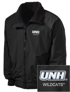 University of New Hampshire Wildcats Embroidered Tall Men's Challenger Jacket