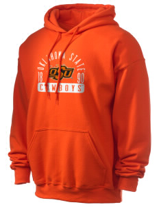 Oklahoma State University Cowboys Ultra Blend 50/50 Hooded Sweatshirt