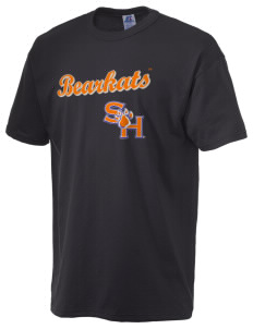 Sam Houston State University Bearkats  Russell Men's NuBlend T-Shirt