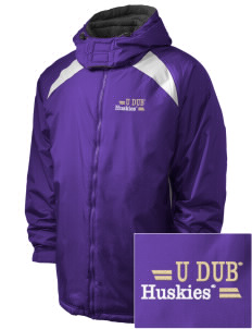 University of Washington Huskies Embroidered Holloway Men's Jacket