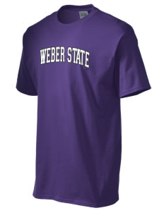 Weber State University Wildcats Men's Essential T-Shirt