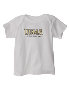 United States Military Academy Black Knights  Baby Lap Shoulder T-Shirt