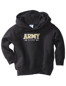 United States Military Academy Black Knights  Toddler Fleece Hooded Sweatshirt with Pockets