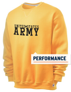 U.S. Army  Russell Men's Dri-Power Crewneck Sweatshirt