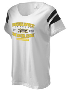Northern Kentucky University Norse Holloway Women's Shout Bi-Color T-Shirt
