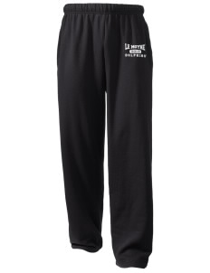 Le Moyne College Dolphins  Holloway Arena Open Bottom Sweatpants
