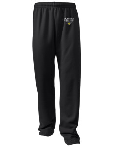 Le Moyne College Dolphins Embroidered Holloway Men's 50/50 Sweatpants