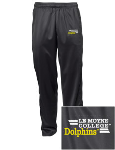 Le Moyne College Dolphins Embroidered Men's Tricot Track Pants