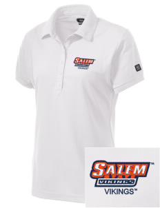Salem State University Vikings Embroidered OGIO Women's Jewel Polo