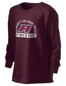 University of South Carolina Aiken Pacers Kid's 6.1 oz Long Sleeve Ultra Cotton T-Shirt