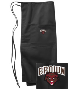 Brown University Bears Embroidered Full Bistro Bib Apron