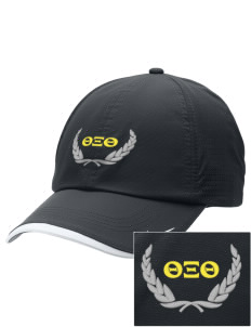 Theta Xi Theta Embroidered Nike Dri-FIT Swoosh Perforated Cap
