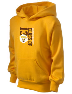 Valparaiso University Crusaders Kid's Hooded Sweatshirt