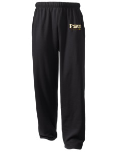 SUNY Fredonia Blue Devils  Holloway Arena Open Bottom Sweatpants