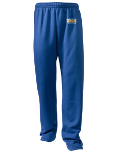 SUNY Fredonia Blue Devils Embroidered Holloway Men's 50/50 Sweatpants