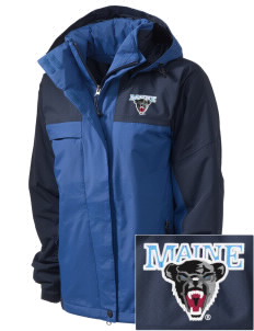 University of Maine Black Bears  Embroidered Women's Nootka Jacket