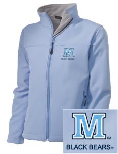 University of Maine Black Bears Embroidered Women's Soft Shell Jacket