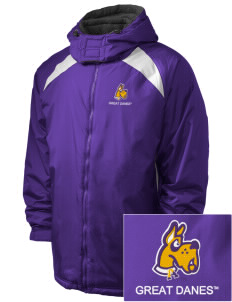 University at Albany State University of New York Great Danes Embroidered Holloway Men's Jacket