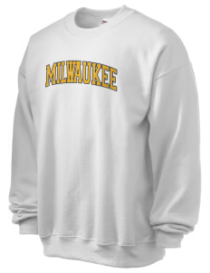 University of Wisconsin-Milwaukee Panthers Ultra Blend 50/50 Crewneck Sweatshirt