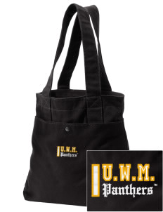 University of Wisconsin-Milwaukee Panthers Embroidered Alternative The Berkeley Tote