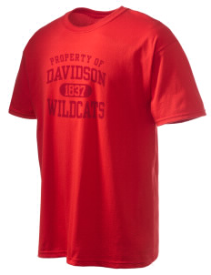 Davidson College Wildcats Ultra Cotton T-Shirt