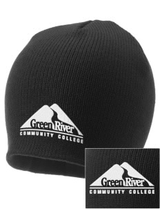 Green River Community College Gators Embroidered Knit Cap